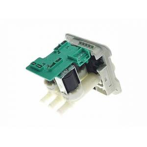 Electrovalvula doble para lavadoras Bosch Siemens