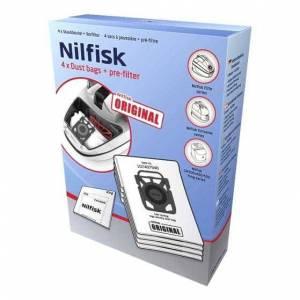 Bolsas para aspirador Nilfisk Extreme King