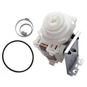 Bomba de recirculación para lavavajillas Whirlpool