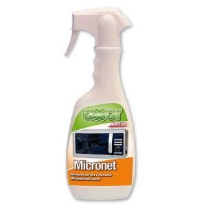 Limpiador desinfectante para microondas