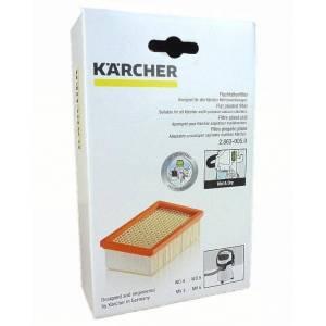 Filtro plano para aspiradores Kärcher
