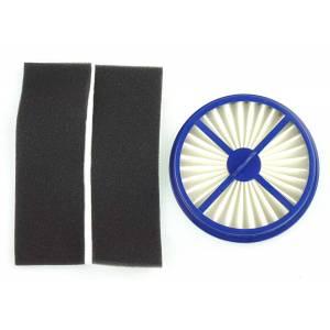 Filtro Hepa + filtro de salida para aspiradores Ufesa AS2120