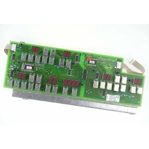 Placa de mandos para vitroceramica de inducción De Dietrich