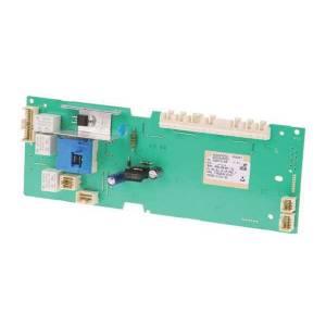 Modulo de potencia lavadora Bosch
