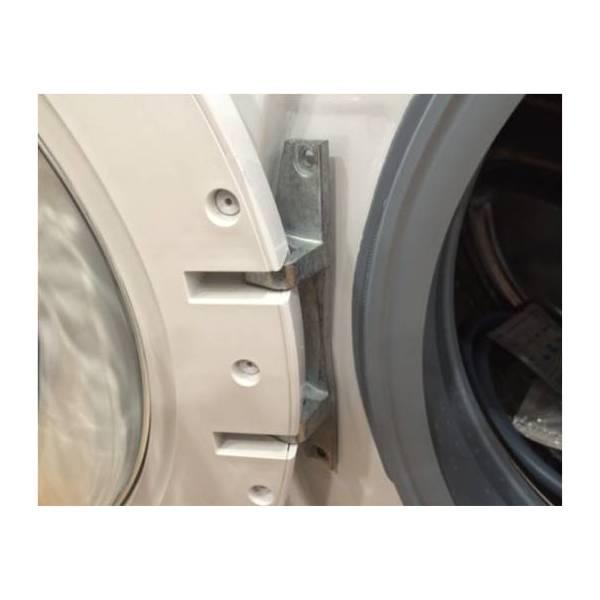 cambiar tubo desague lavadora balay goma escotilla