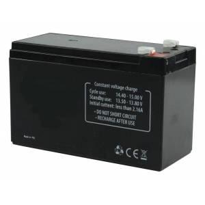 Batería de ácido de plomo 12 V 7.2 Ah
