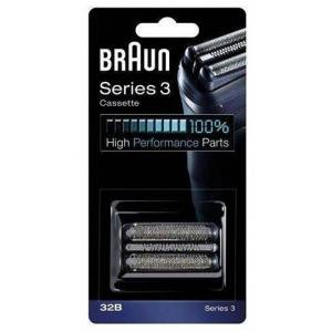 Cabezal de afeitado Braun serie 3
