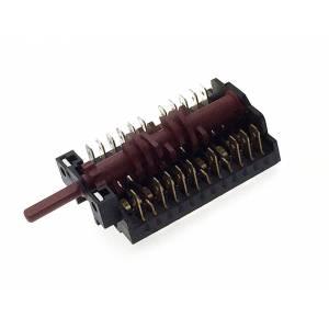 Selector de funciones para horno Smeg