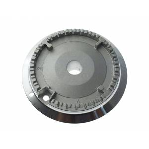 Base quemador 110mm para placas Smeg